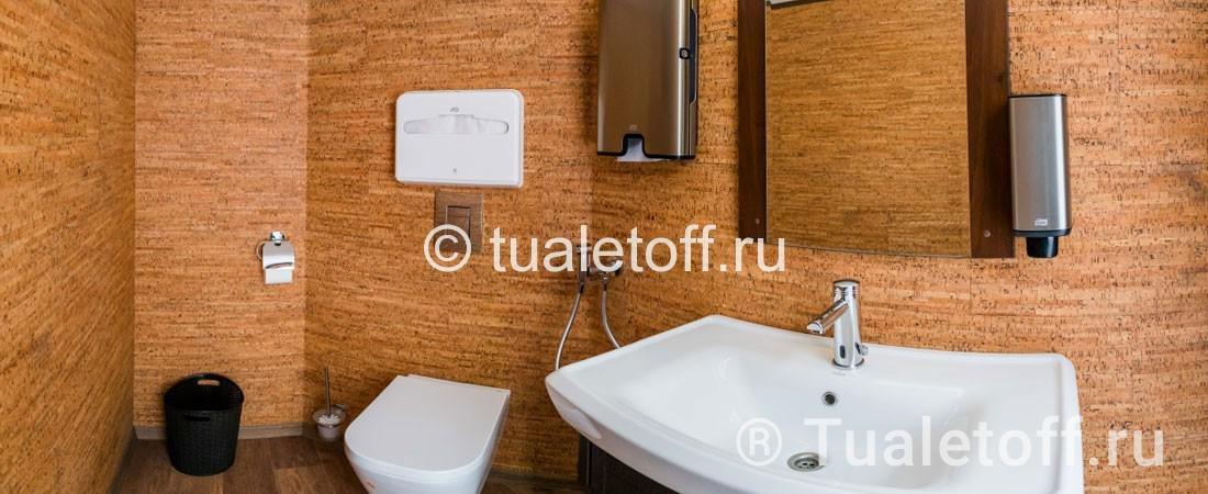 Мобильные туалеты в аренду